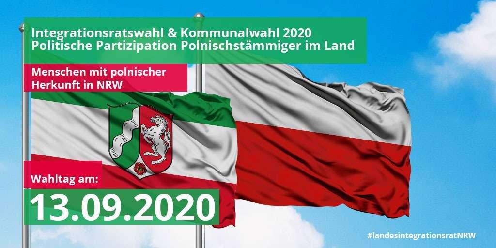 13 września 2020 – Wybory do Rad Integracyjnych w NRW