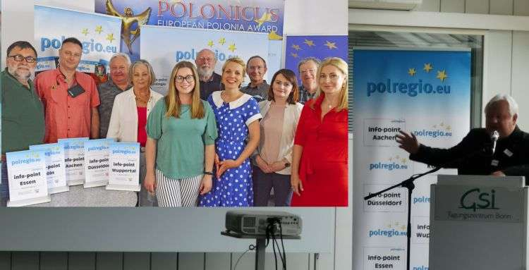 Jesienne spotkania Polregio - workshop w Bonn