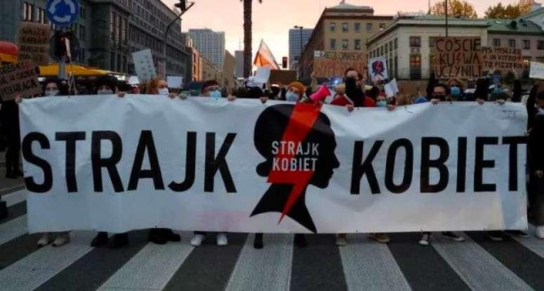 Odważne Polki strajkują też w Niemczech i w całej Europie